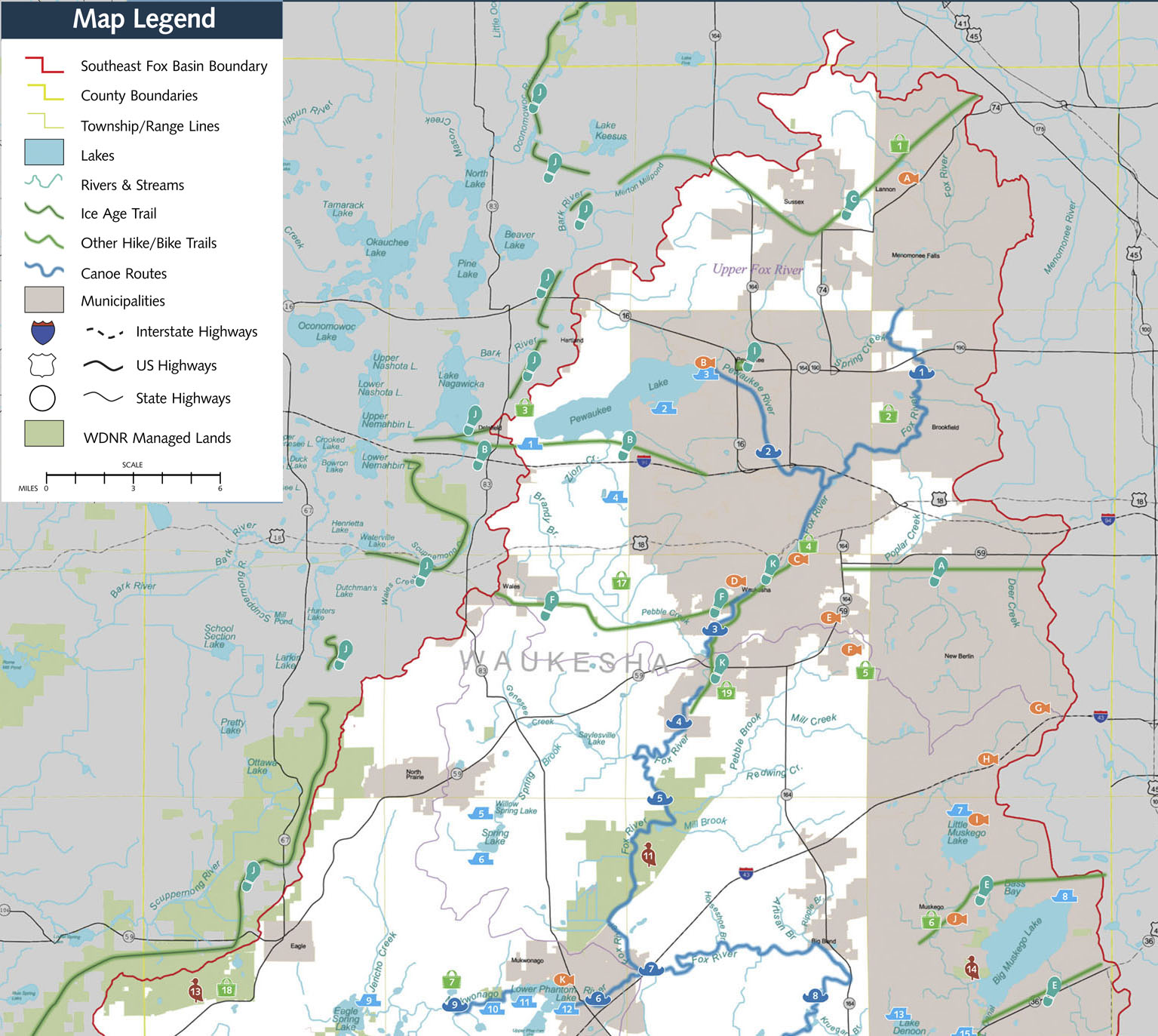 Natural Resources In Summit County