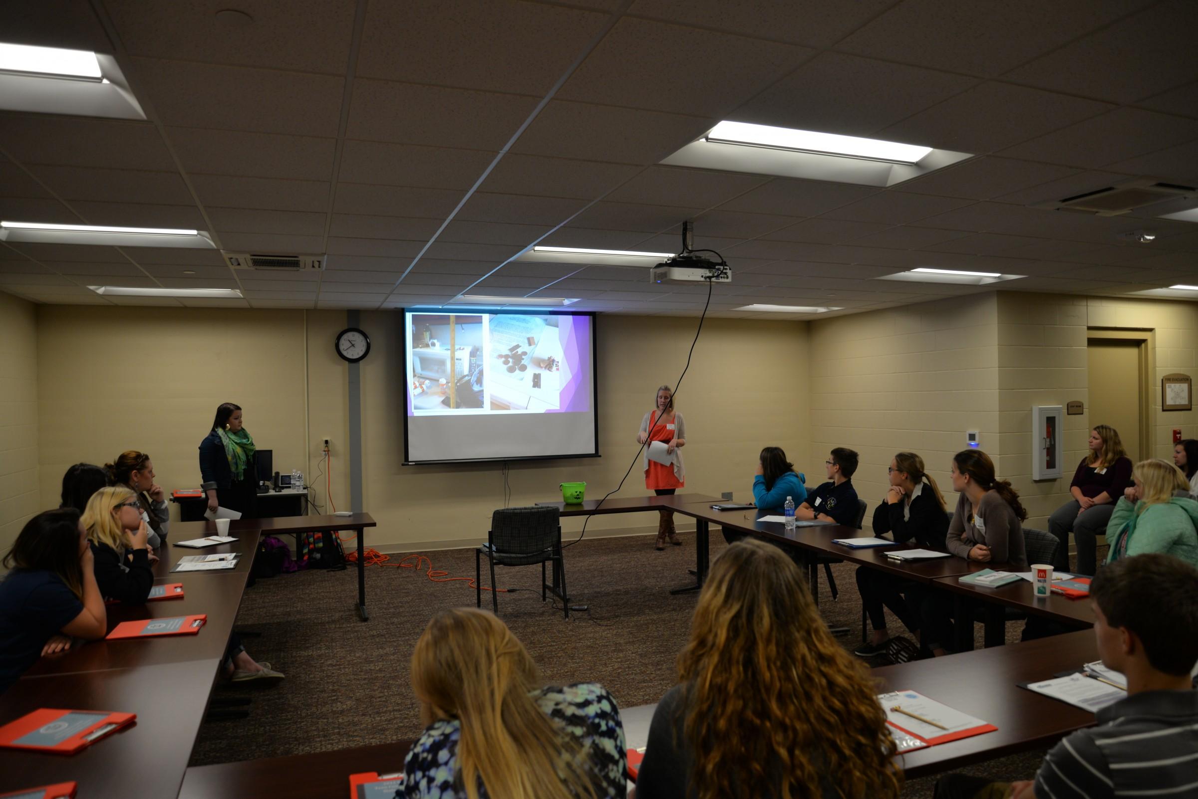 Meet Teen court coordinator to discuss the average