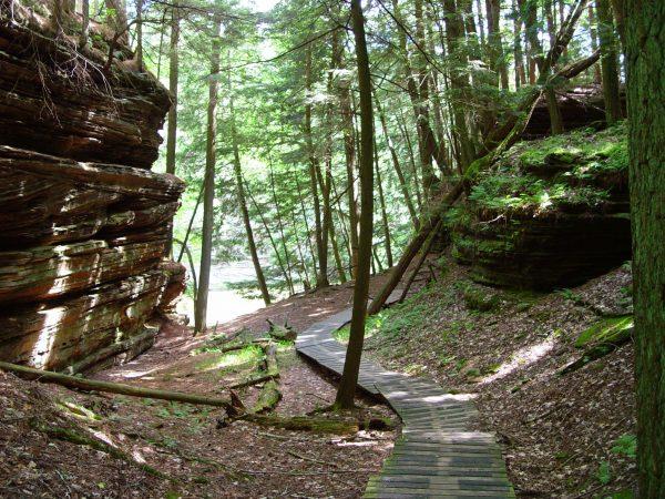 Boardwalk to U. Cave_photoshop