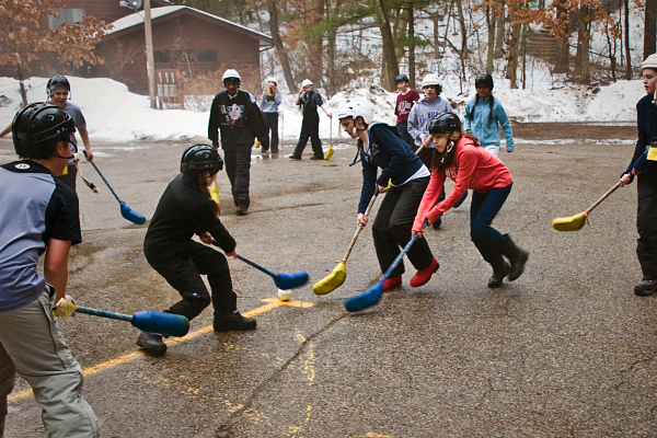 Broomball Study Guide; offensive strategies & defensive ...
