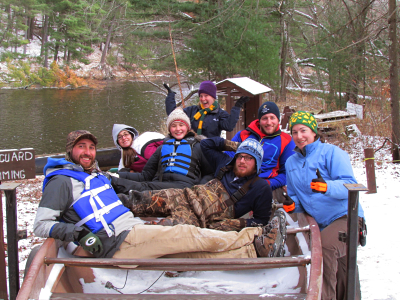 Upham Naturalist Staff