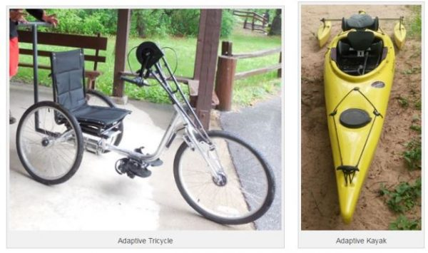 Adaptive Tools