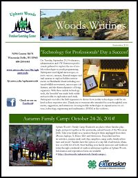 Woods Writings Newsletters