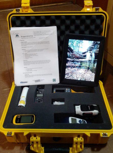 DOTS box kit and tools