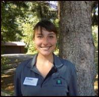 Photo of Isabelle Herde, Research Naturalist Program Coordinator