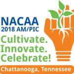 2018 NACAA logo