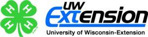 4H UWEX Co-brand logo - horizontal