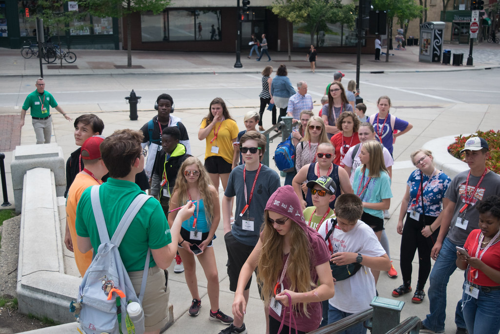 Youth Conference – About – WI 4-H Educational Travel Opportunities