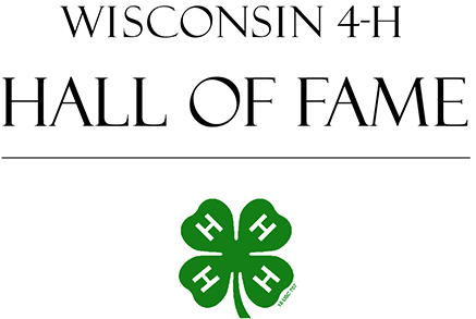 About The Wisconsin 4 H Hall Of Fame Wisconsin 4 H Hall Of Fame