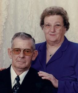 Rosie and Arnie McMahon