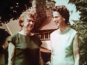 Elizabeth and Caroline Upham