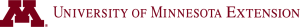 UMN Extension Logo