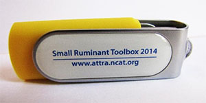small ruminant toolbox usb